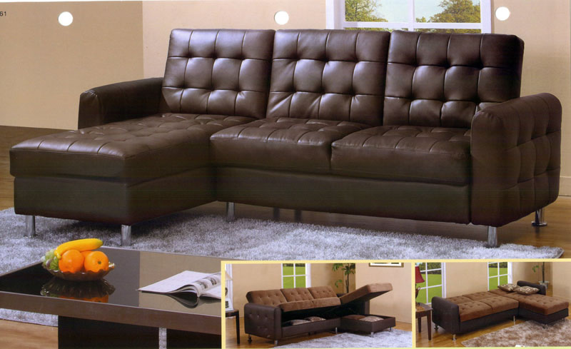 Impressive Sleeper Sofa With Chaise Lounge Sleeper Sectional Sofas With Chaise Tourdecarroll