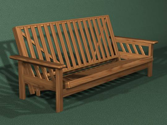 Impressive Solid Wood Futon Frame Sleep Concepts Mattress Futon Factory Amish Rustics Futon Frames