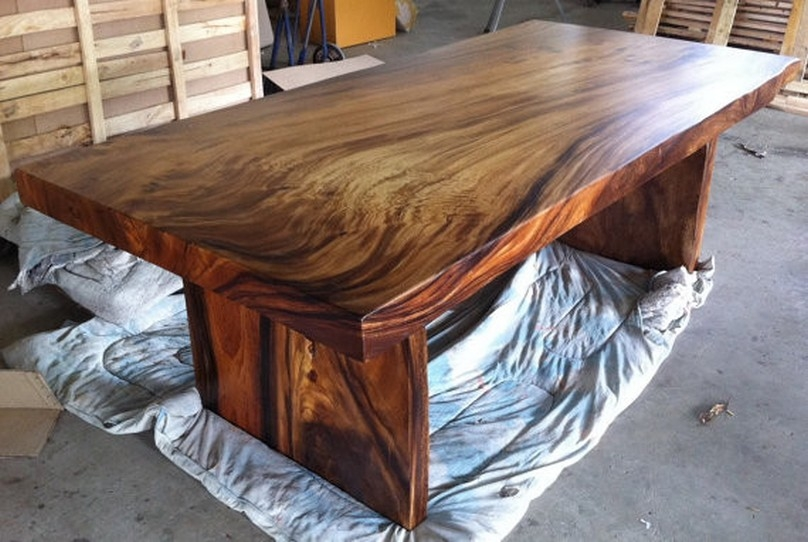 Impressive Solid Wood Modern Dining Table Modern Solid Wood Dining Table For Fine Dining Nytexas