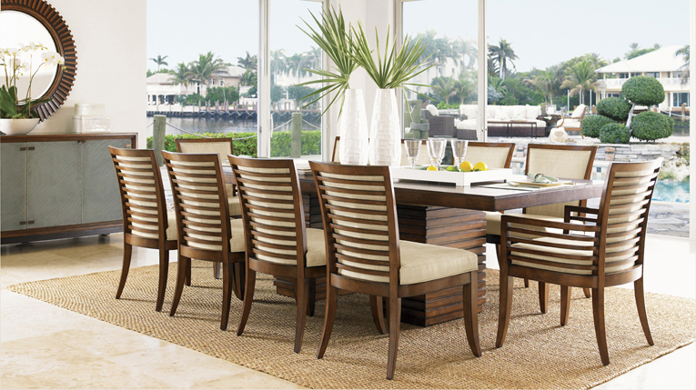 Impressive Tan Dining Room Chairs The Centerpiece Of The Home Selecting The Right Dining Table