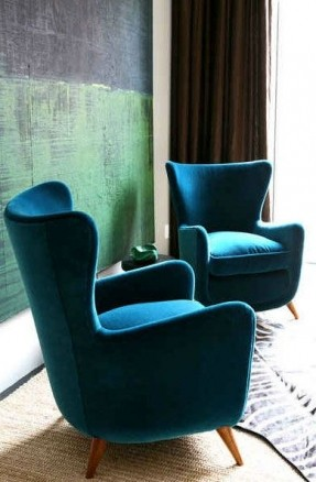 Impressive Teal Velvet Accent Chair Velvet Accent Chairs Foter