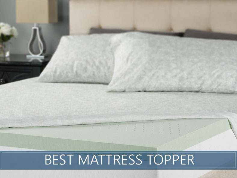 Impressive Top Rated Mattress Pads Best Mattress Topper Reviews For 2017 The Complete Buyers Guide
