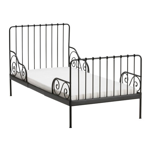 Impressive Twin Size Metal Bed Frame Ikea Bed Frame Ikea Twin Bed Frames Bed Frames