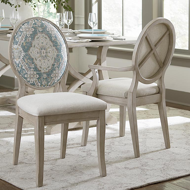 Impressive Upholstered Dining End Chairs Dining Chairs Dining Room Chairs