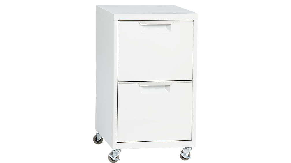 Impressive White Locking File Cabinet Tps White 2 Drawer Filing Cabinet Cb2