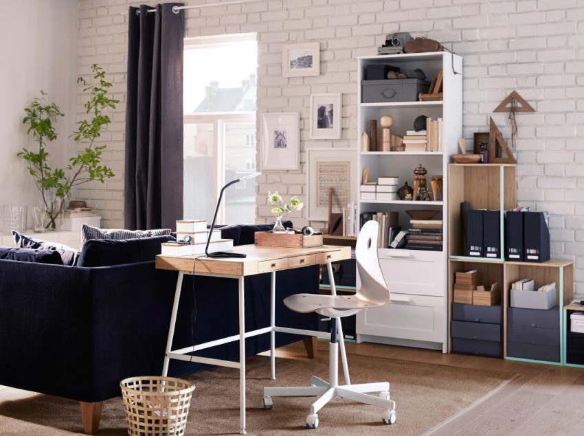 Impressive White Office Furniture Ikea Photos Home For White Office Furniture Ikea 135 Modern Office A