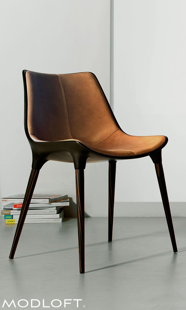 Impressive Wood Dining Chairs With Leather Seats Best 25 Dining Chair Ideas On Pinterest Modern Dining Chairs