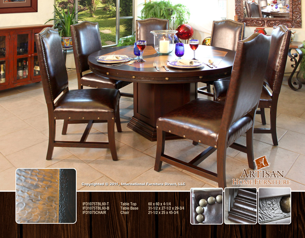 Incredible 60 Inch Round Dining Room Table Dining Room Table 60 Inch Round Home Design Ideas