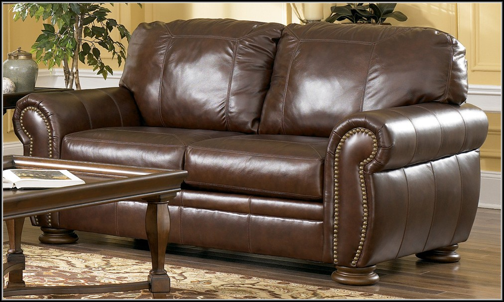 Incredible Ashley Furniture Leather Loveseat Ashley Furniture Leather Sofa And Loveseat Furniture Home