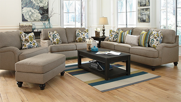 Incredible Ashley Home Furniture Sofas Hariston Living Room Group Ashley Furniture