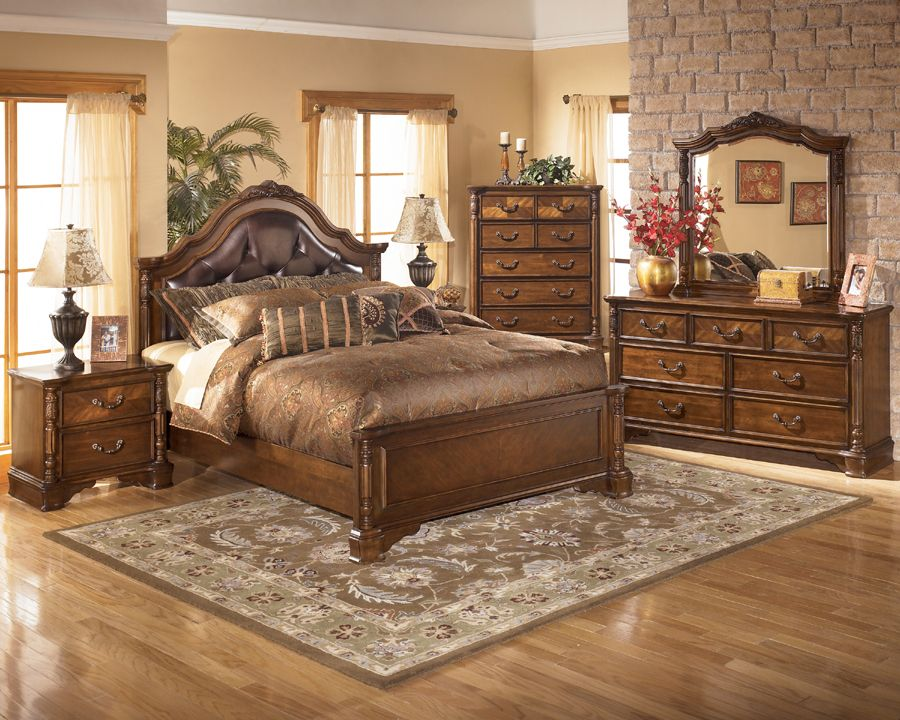 Incredible Ashley King Size Bed Set Clearance Ashley Furniture Furniture Design Ideas