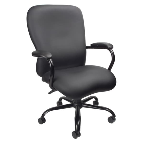 Incredible Big And Tall Office Chairs Boss Big And Tall Executive Office Chair Free Shipping Today