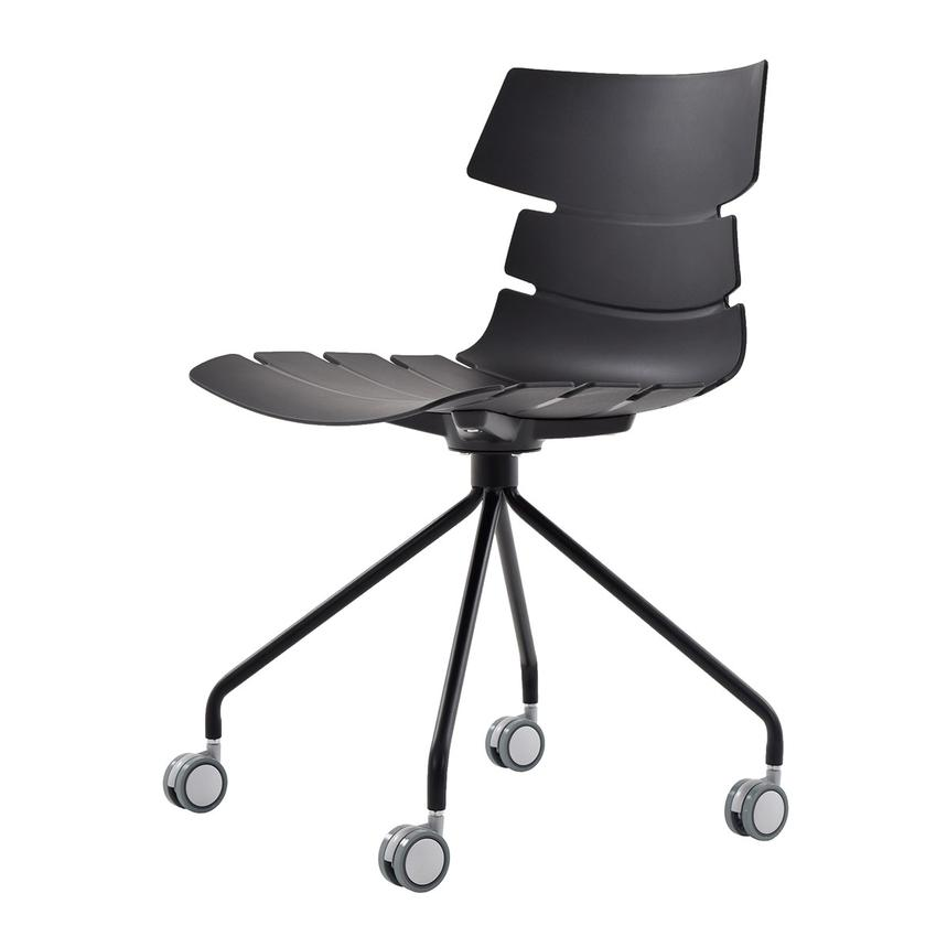Incredible Black Desk Chair Dot Black Desk Chair El Dorado Furniture