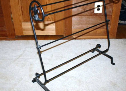 Incredible Black Wrought Iron Quilt Rack Black Metal Quilt Rack Black Metal Quilt Stand Mini Metal Quilt