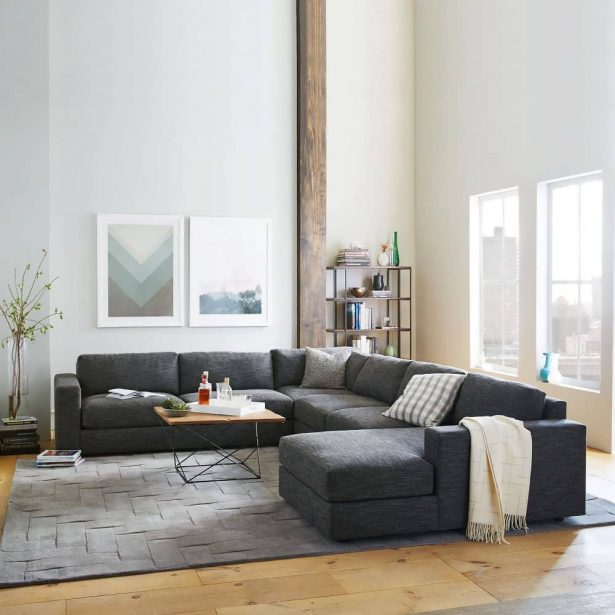 Incredible Charcoal Gray Sectional Sofa With Chaise Lounge Sofa Charcoal Grey Sectional Sofa With Chaise Lounge Couch