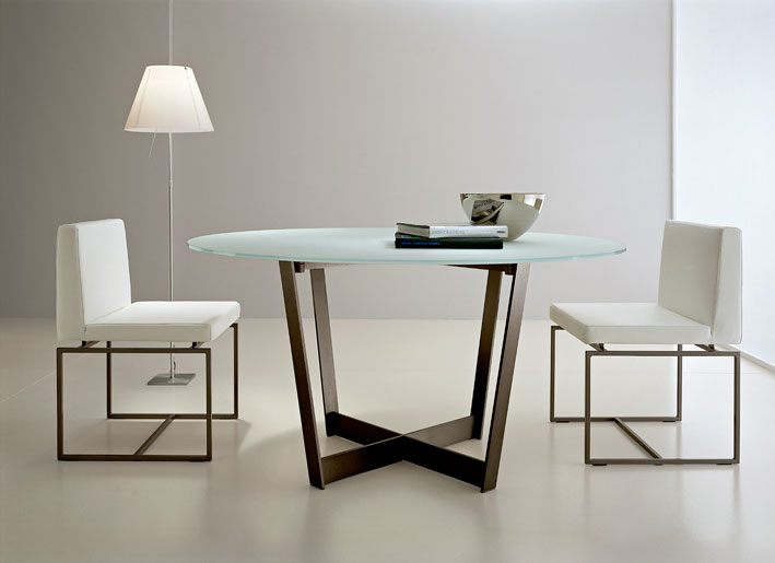 Incredible Contemporary Dining Table Bases The Material And The Composition Of Dining Table Bases Beauty