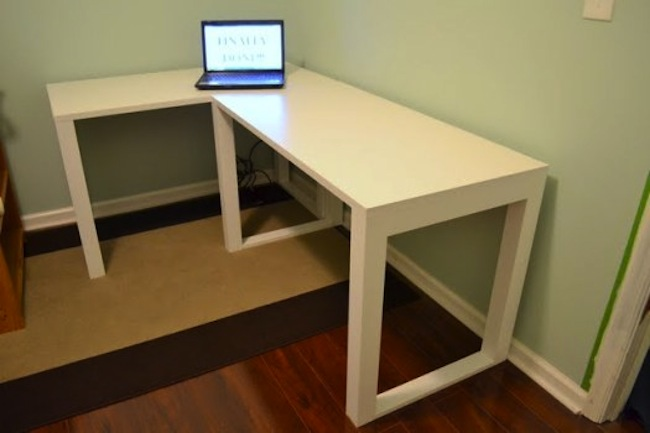 Incredible Corner Desk Blueprints Stunning Diy Corner Desk Ideas Build Corner Desk Diy Nortwest