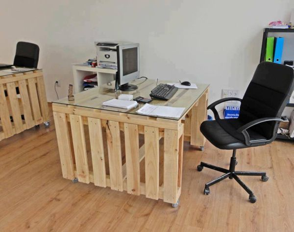 Incredible Create A Desk 46 Best Images On Pinterest Pallet Desk Diy