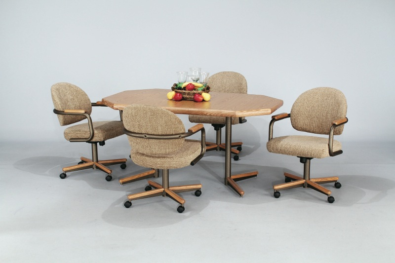 Incredible Dining Room Table Chairs With Arms Dining Chairs With Wheels Coredesign Interiors
