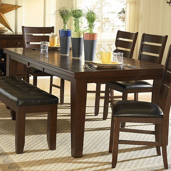 Incredible Dining Room Tables With Leaves Ameillia Dining Room Set With Butterfly Leaf Homelegance
