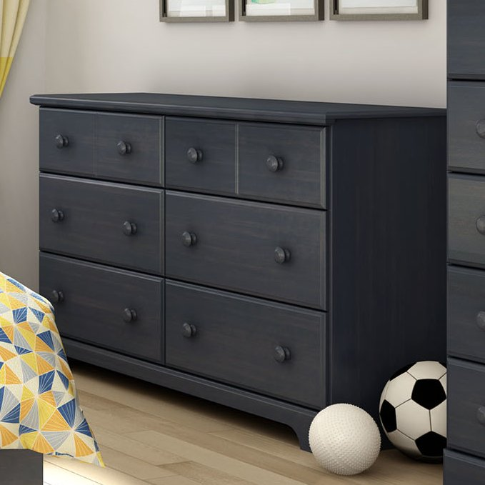 Incredible Double Chest Of Drawers Harriet Bee Barrientes 6 Drawer Double Dresser Reviews Wayfair