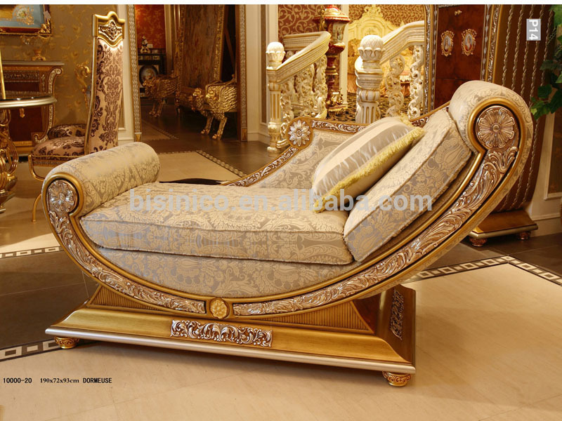 Incredible Fancy Chaise Lounge Chairs New Design Fancy Golden Wood Hand Carved Chaise Lounge Chair For