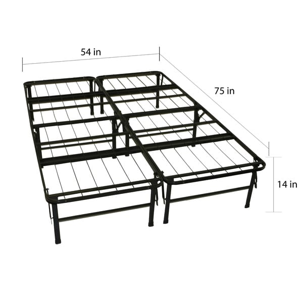 Incredible Full Bed And Frame Durabed Full Foundation Frame In One Mattress Support Bed Frame