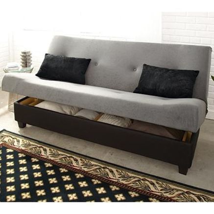 Incredible Futon Bed With Storage 234 Best Futons Images On Pinterest Futons Room Kitchen And