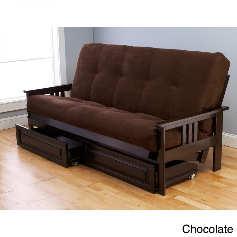 Incredible Futon Bed With Storage Furniture Facts About Futon Beds You Should Know Leather Futon