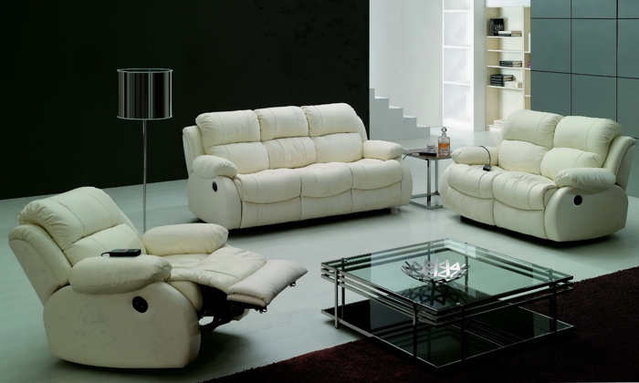 Incredible Genuine Leather Sofa Set Online Get Cheap Modern Design Leather Sofa Recliners Aliexpress