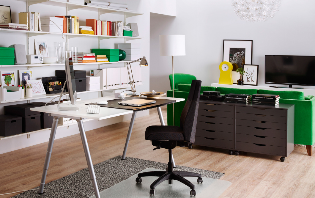 Incredible Good Home Office Furniture Ikea Home Office Ideas Photo Of Good Home Office Furniture Ideas