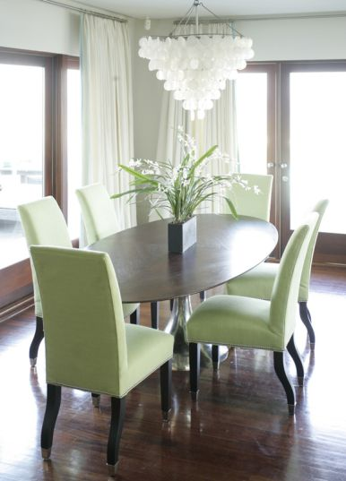 Incredible Green Dining Chairs Stylish Green Dining Room Chairs With Gray Walls White Chandy