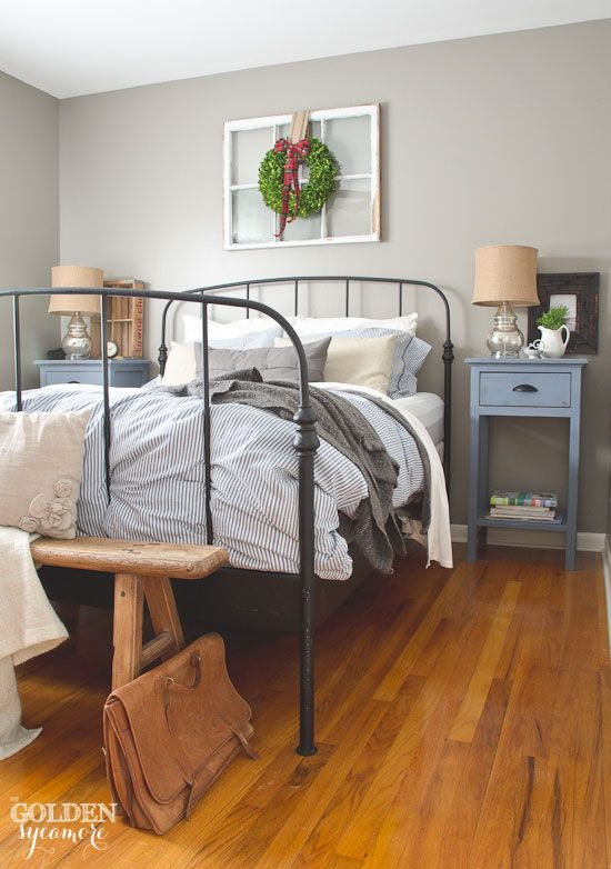 Incredible Ikea Bed And Dresser Black Iron Ikea Bed Frame In Rustic Cottage Bedroom