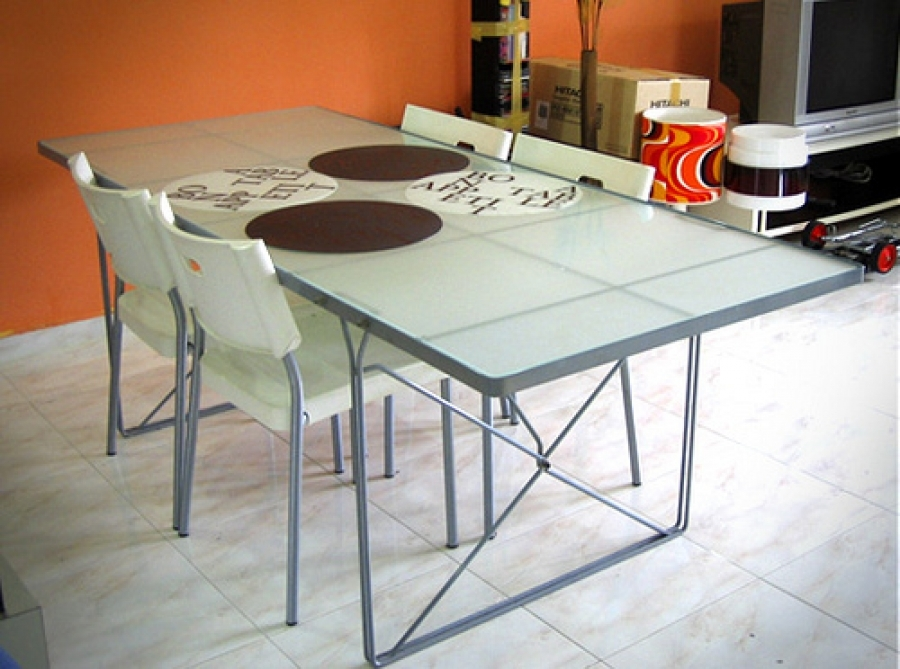 Incredible Ikea Glass Dining Table Dining Table Glass Dining Table Ikea Pythonet Home Furniture