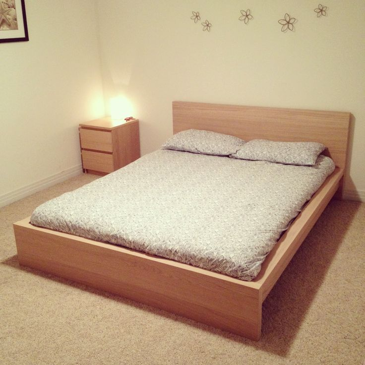 Incredible Ikea Queen Size Bed And Mattress Bedding Dazzling Ikea Malm Bed Frame Belongings4sale Queen Sized