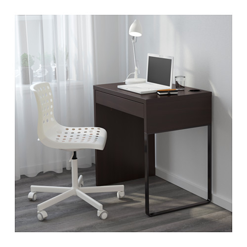 Incredible Ikea Rolling Desk Micke Desk White Ikea
