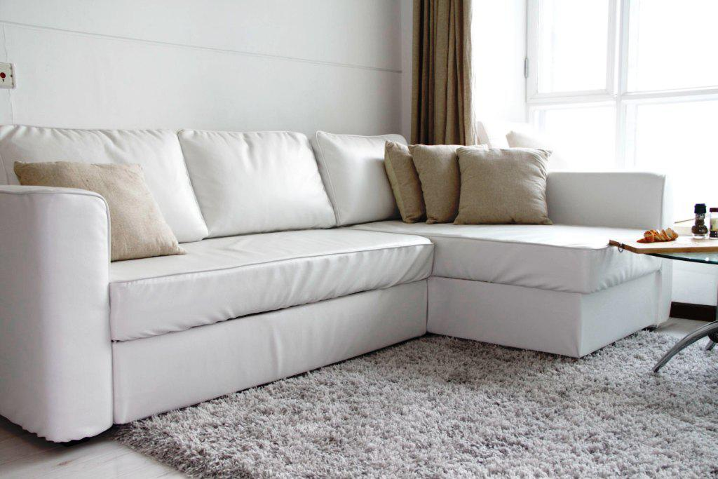 Incredible Ikea White Leather Couch White Leather Sofa Ikea Home Decor Ikea Best Ikea Leather Sofa