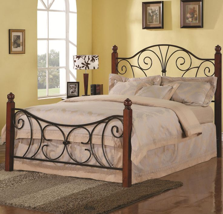 Incredible Iron Head And Footboards Best 25 Metal Headboards Queen Ideas On Pinterest Metal