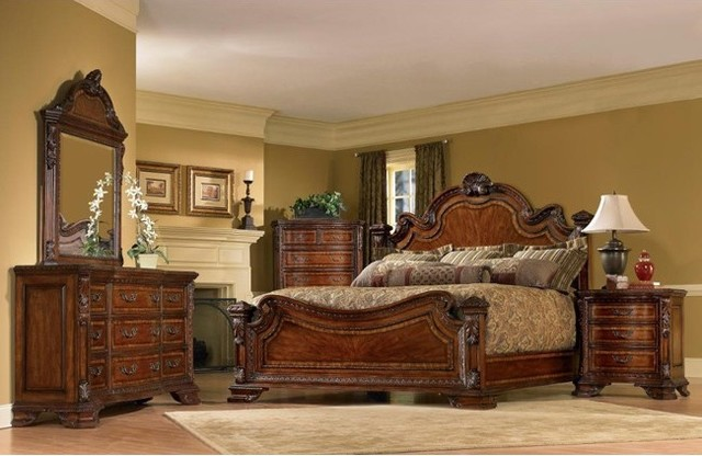 Incredible King Size Bedroom Furniture Impressive Bedroom Furniture Sets King With Classic King Size Bed
