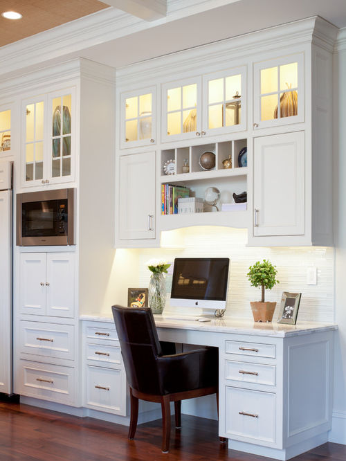 Incredible Kitchen Desk Ideas Kitchen Desk Ideas Photos Houzz