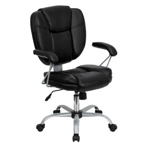 Incredible Leather Computer Chair Best Computer Chairs Designs Home Decor Chairs