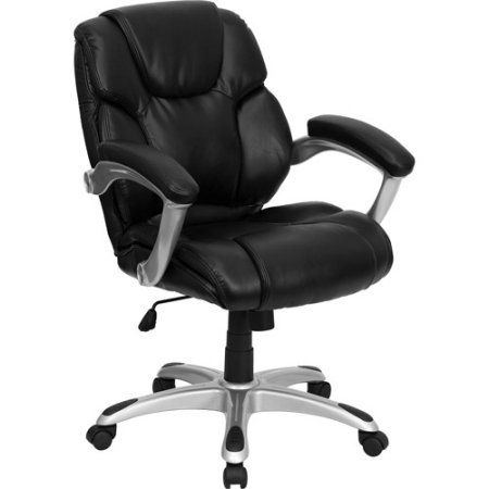 Incredible Leather Computer Chair Office Computer Chairs