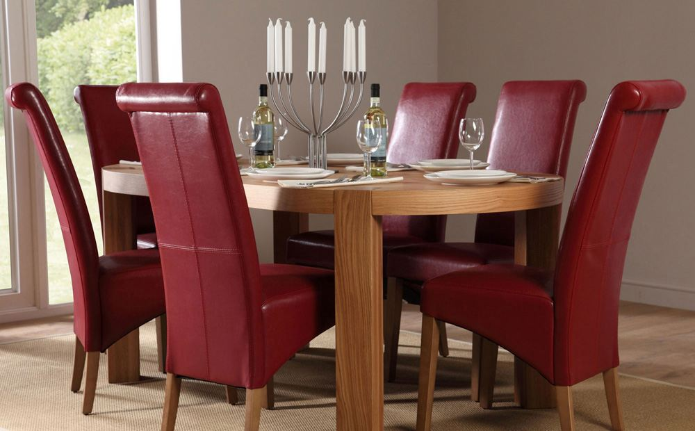 Incredible Leather Parsons Chairs Dining Room Dining Room Modern Dining Table And Chair With 6 Parsons Chairs