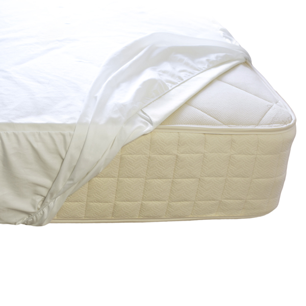 Incredible Mattress Pad And Cover Organic Cotton Waterproof Mattress Pad