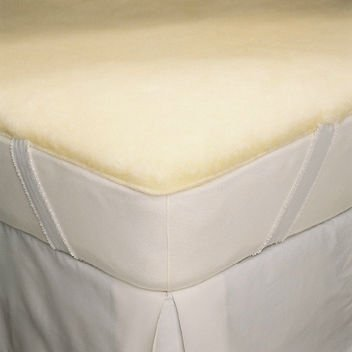 Incredible Mattress Topper Cover King Snugfleece Snugsoft Imperial Wool Mattress Topper Pad Cover King