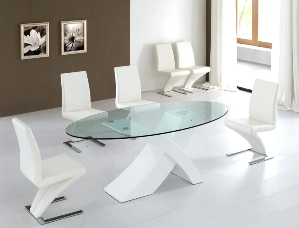 Incredible Modern Glass Dining Table Set Dining Table Modern Glass Top Dining Table Designs Round Set