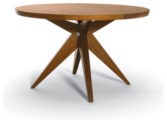 Incredible Modern Round Wood Dining Table 50 Round Dining Table Design Ideas Ultimate Home Ideas