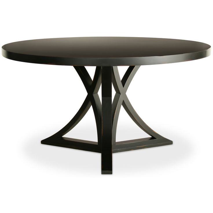 Incredible Modern Round Wood Dining Table Best 25 Black Round Dining Table Ideas On Pinterest Round