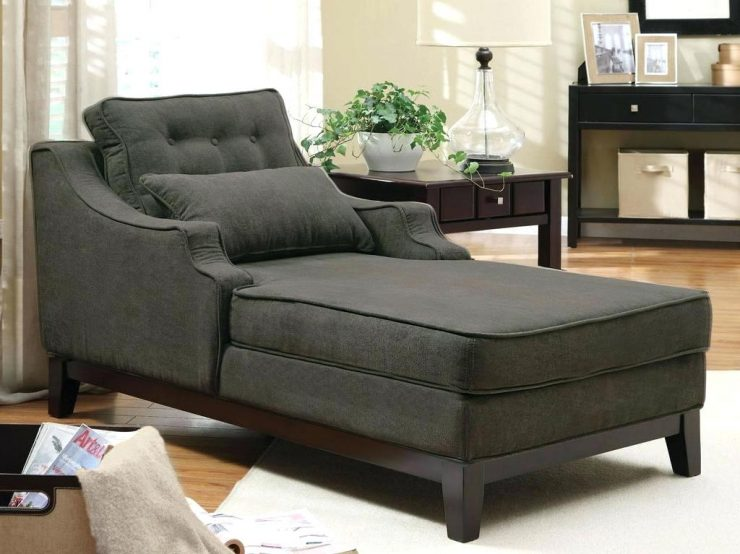 Incredible Narrow Chaise Lounge Chair Small Chaise Lounge Chair Peerpowerco