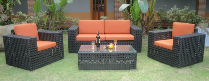 Incredible New Style Sofa Set The King New Style Sofa Setoutdoor Wicker Rattan Sofa Set